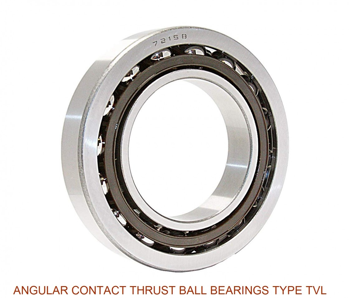195TVL470 ANGULAR CONTACT THRUST BALL BEARINGS TYPE TVL
