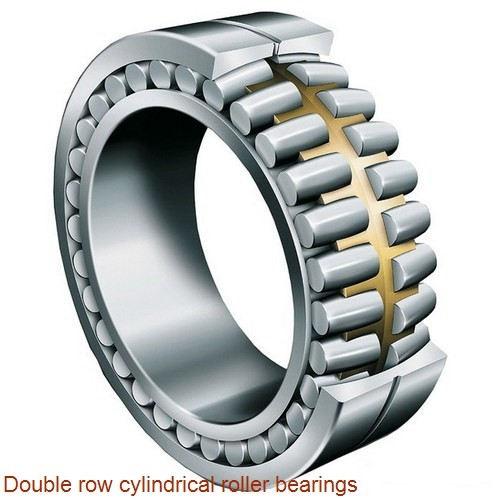 NNU4921 Double row cylindrical roller bearings