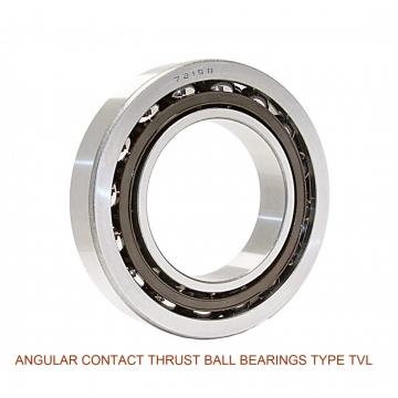 245TVL716 ANGULAR CONTACT THRUST BALL BEARINGS TYPE TVL