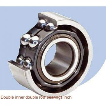 222075/222127D Double inner double row bearings inch