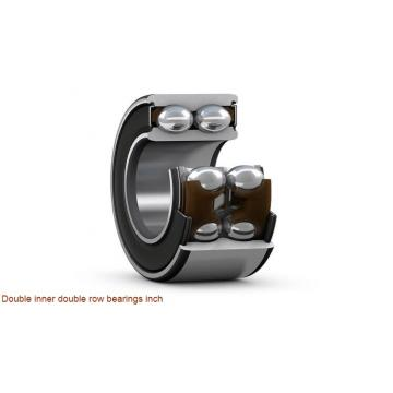 EE234156/234221D Double inner double row bearings inch