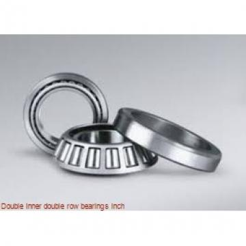 896/892D Double inner double row bearings inch