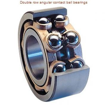 504083 Double row angular contact ball bearings