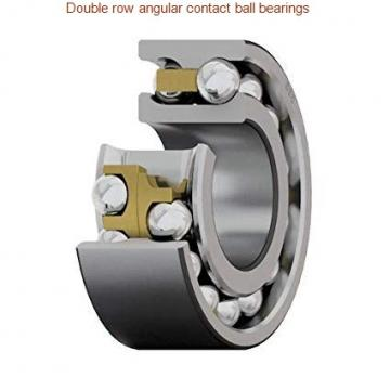 305338D  Double row angular contact ball bearings