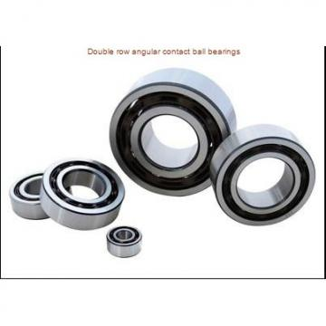 305264D Double row angular contact ball bearings