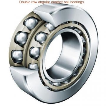 220BDZ3001E4  Double row angular contact ball bearings