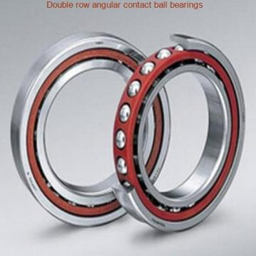305397D Double row angular contact ball bearings