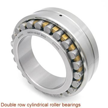 NNU4996K Double row cylindrical roller bearings