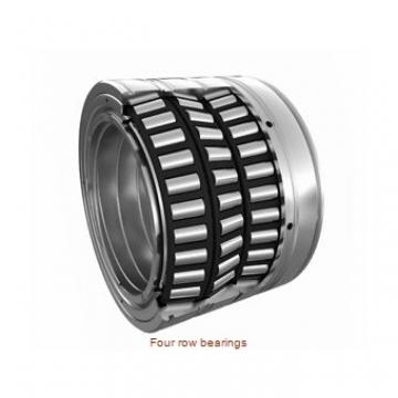 100TQO170-1 Four row bearings