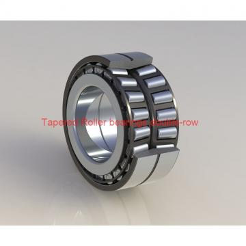 657 654D Tapered Roller bearings double-row