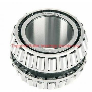 74550A 74851CD Tapered Roller bearings double-row