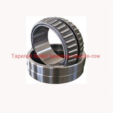 637 632D Tapered Roller bearings double-row