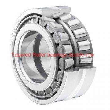 EE822100 822176D Tapered Roller bearings double-row