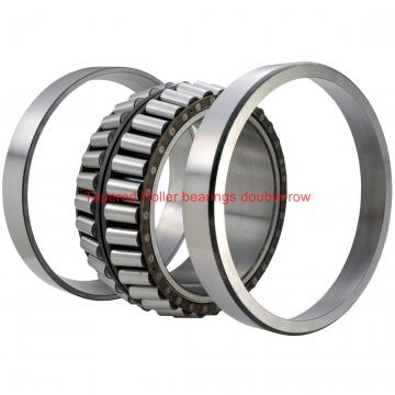 841 834D Tapered Roller bearings double-row