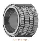 110TQO160-1 Four row bearings
