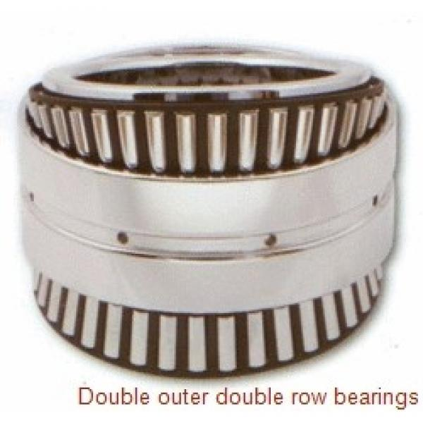 340TDI580-1 Double outer double row bearings #3 image