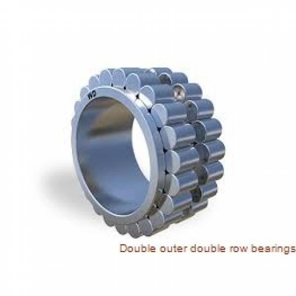 340TDI580-1 Double outer double row bearings #5 image