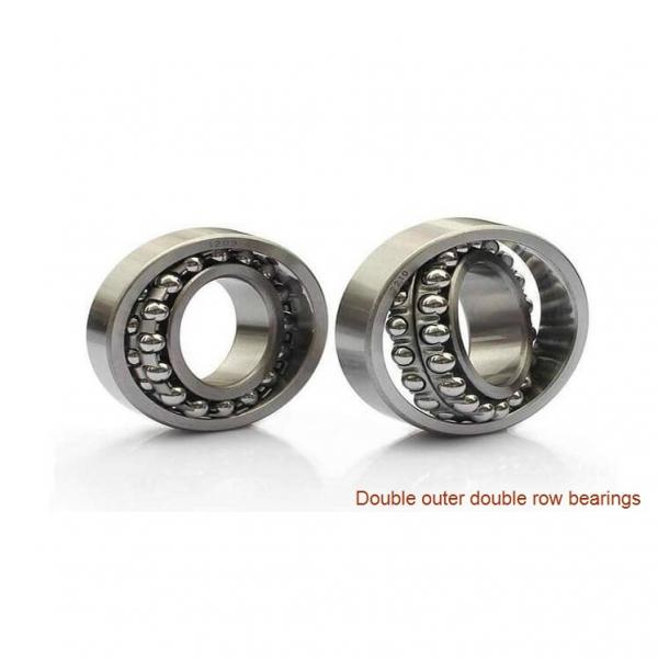 340TDI580-1 Double outer double row bearings #4 image