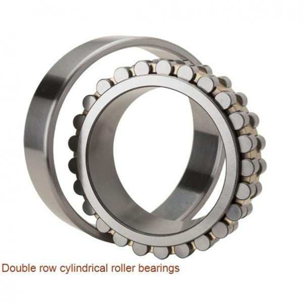 NNU4960 Double row cylindrical roller bearings #5 image