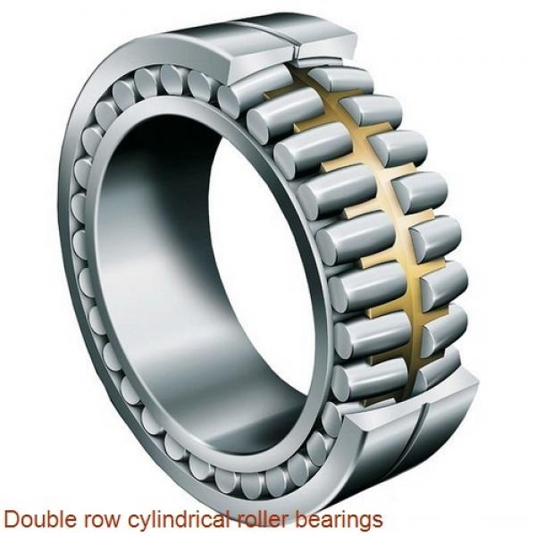 NNU4960 Double row cylindrical roller bearings #2 image