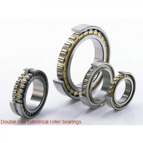 NNU4934K Double row cylindrical roller bearings #3 image