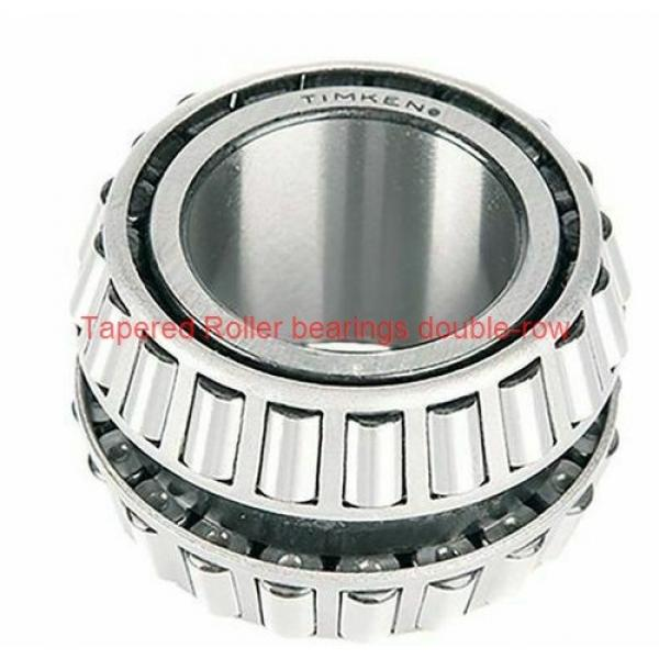 744 742D Tapered Roller bearings double-row #1 image