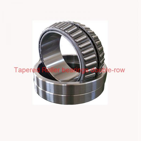 EE722115 722186CD Tapered Roller bearings double-row #4 image