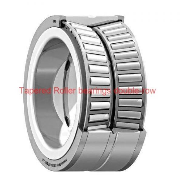 EE722115 722186CD Tapered Roller bearings double-row #5 image