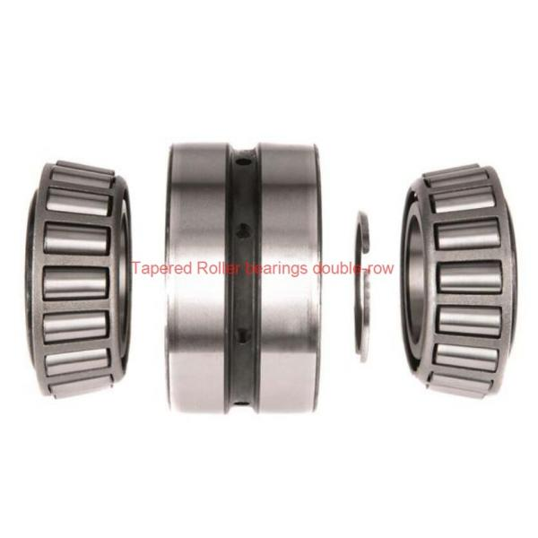 744 742D Tapered Roller bearings double-row #3 image